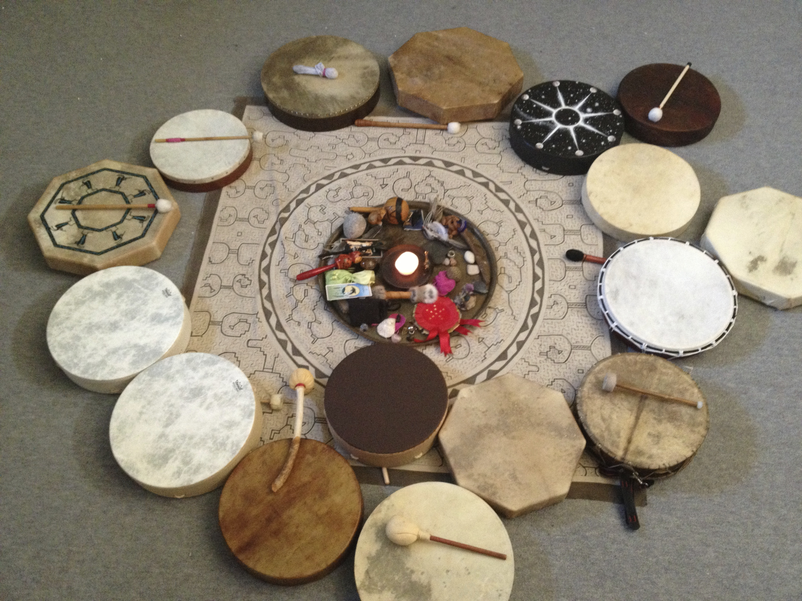 The Shamanic Drum Journey of Self Discovery and Healing