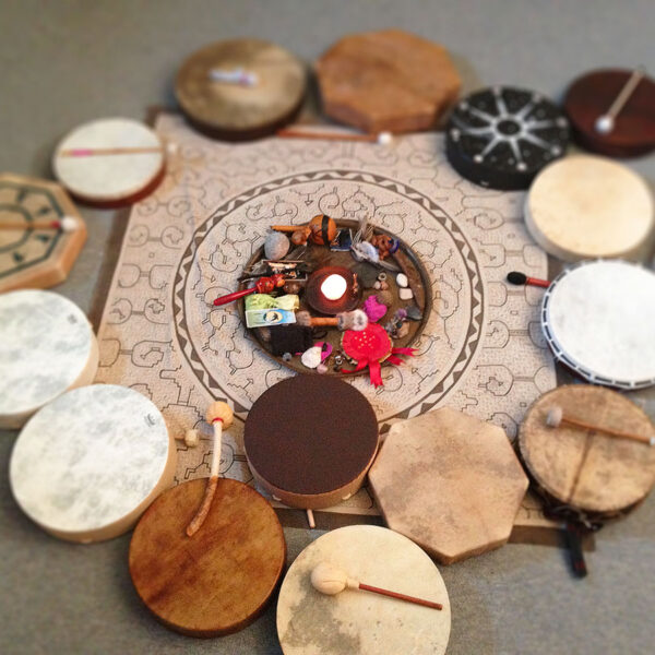 The Shamanic Drum Journey of Self Discovery, Healing & Soul Retrieval 2021